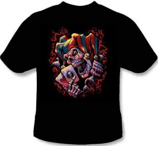 Wicked Jester Tshirt