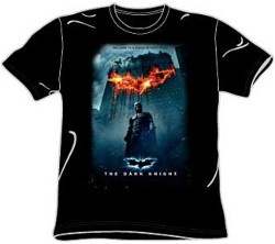 The Dark Knight movie t-shirt
