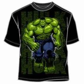 Incredibale Hulk Tee for Incredibable Dad