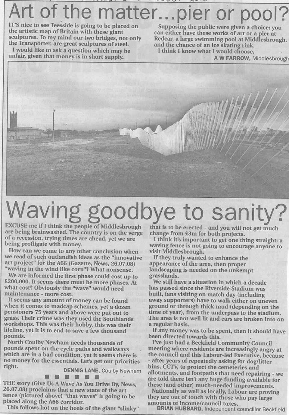 2008-08-06, Evening Gazette