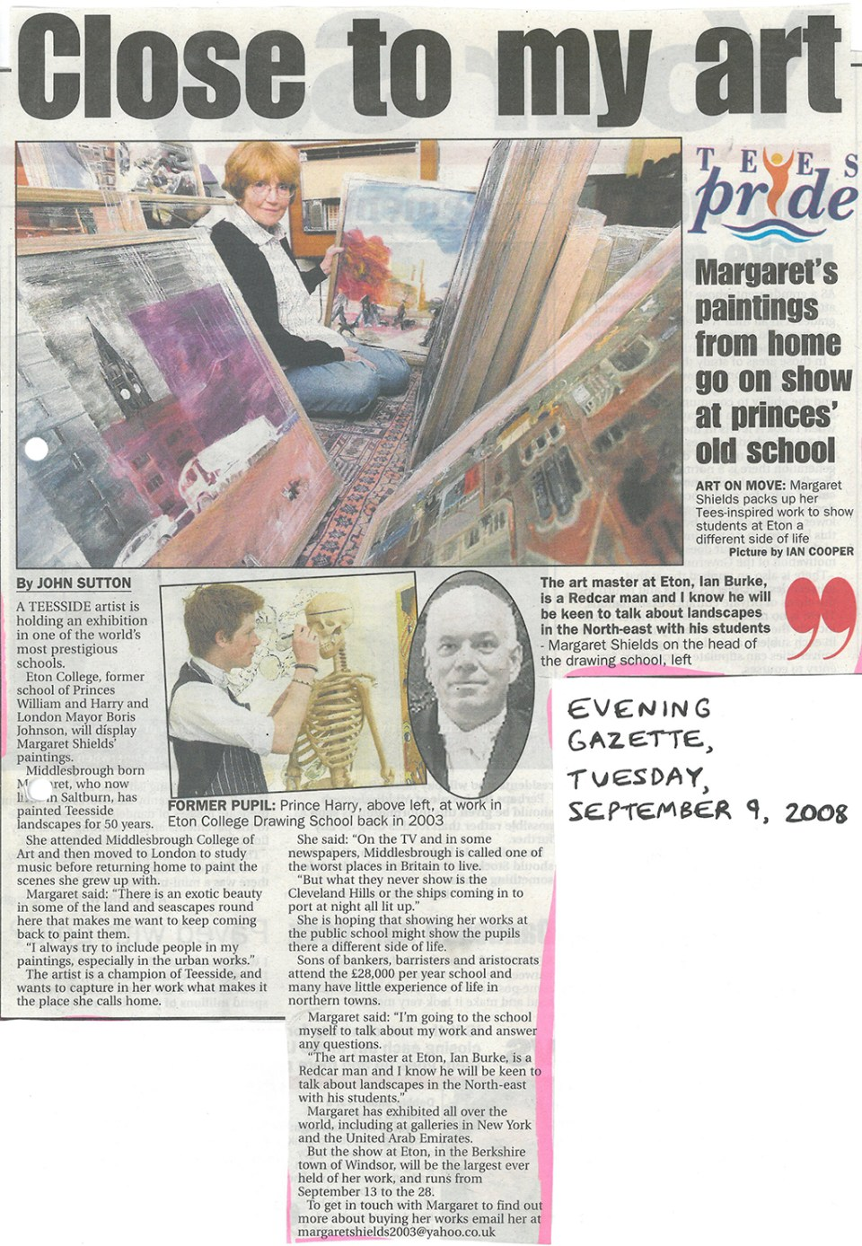 2008-09-09, Evening Gazette