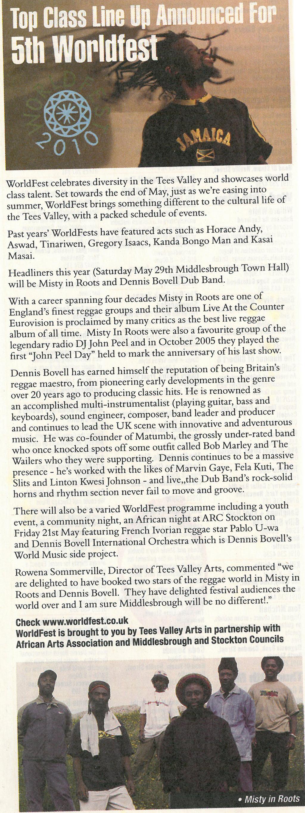 2010-05, The Informer