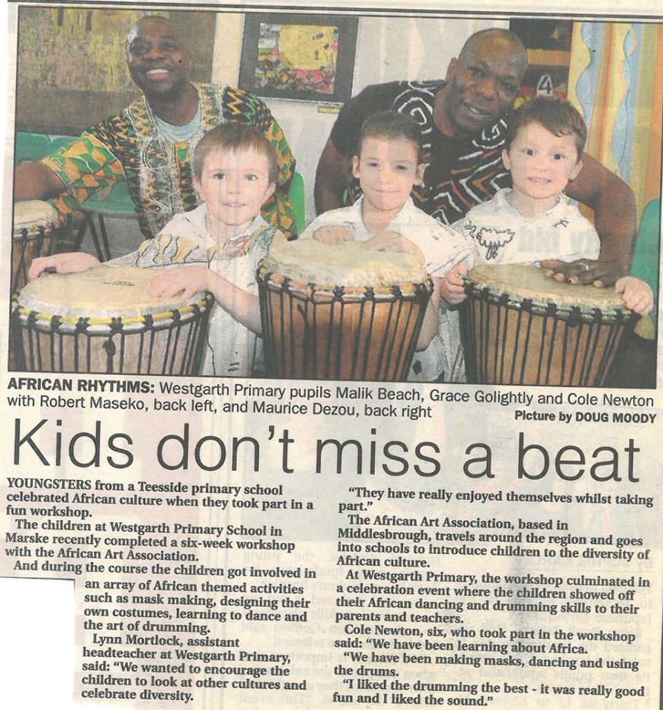 2011-04-14, Evening Gazette