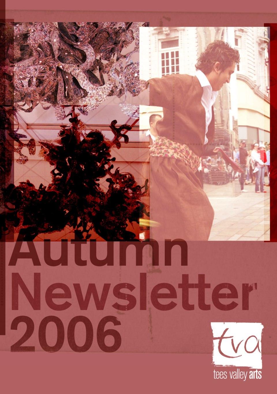 TVA Autumn Newsletter 2006