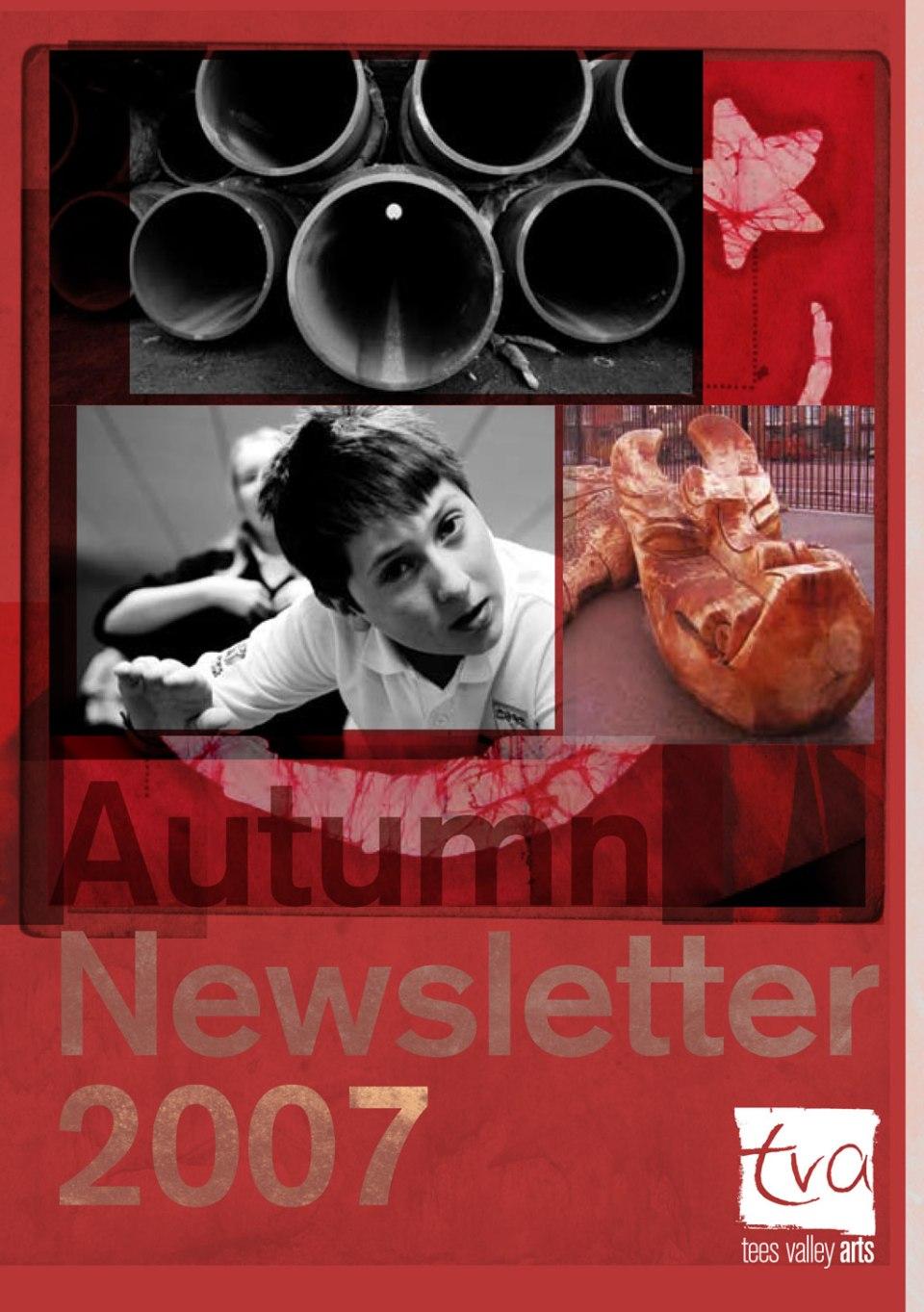TVA Autumn Newsletter 2007