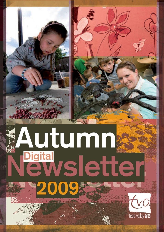 TVA Autumn Newsletter 2009