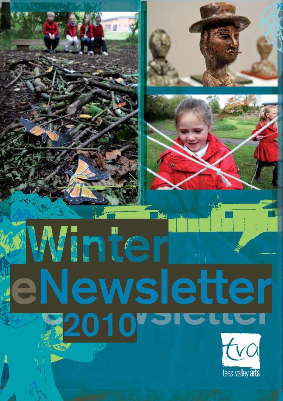 TVA Winter Newsletter 2010