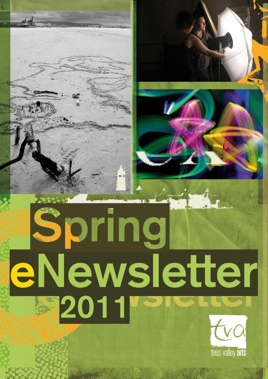 TVA Spring Newsletter 2011