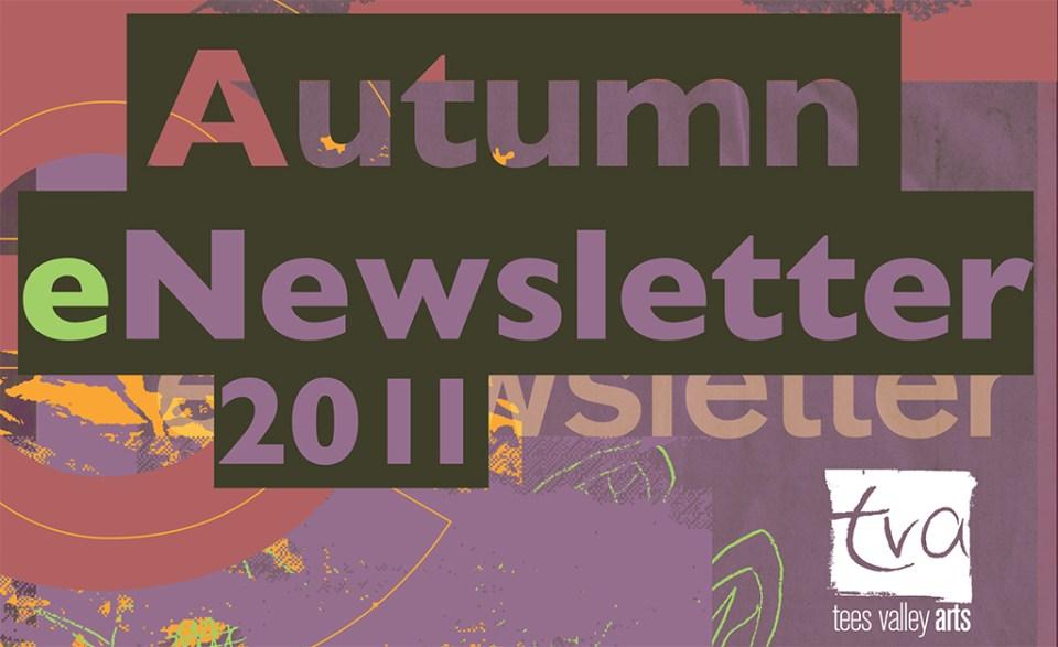 TVA 2011 Autumn Newsletter