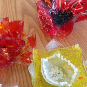 Fused Glass by Thorntree Roses