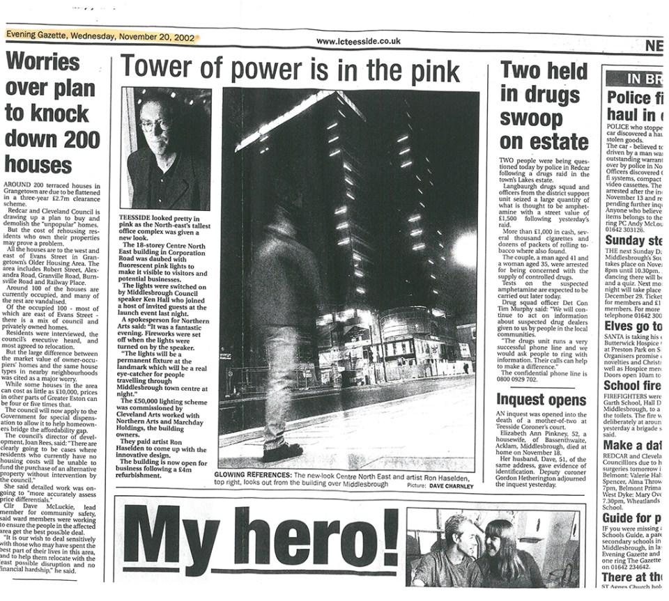 2002-11-20, Evening Gazette