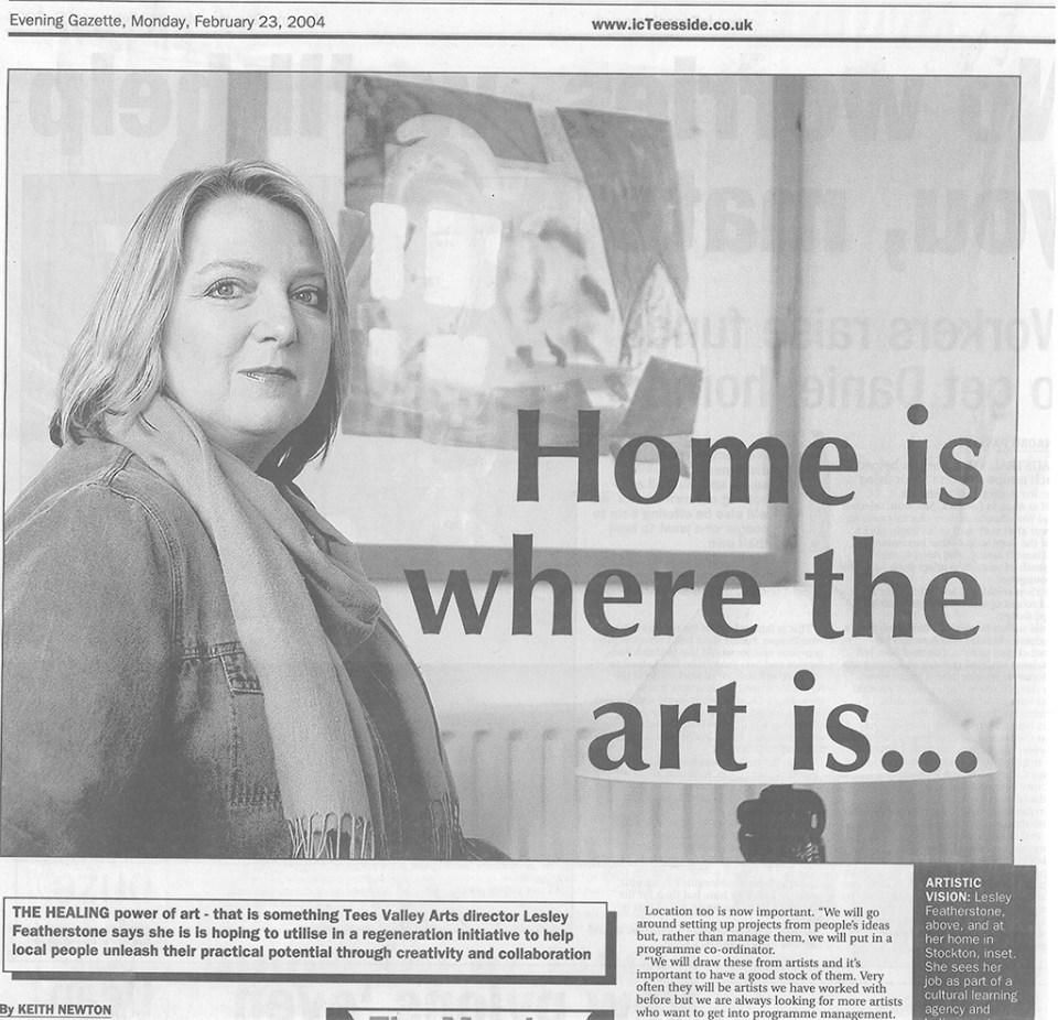 2004-02-23, Evening Gazette (1)