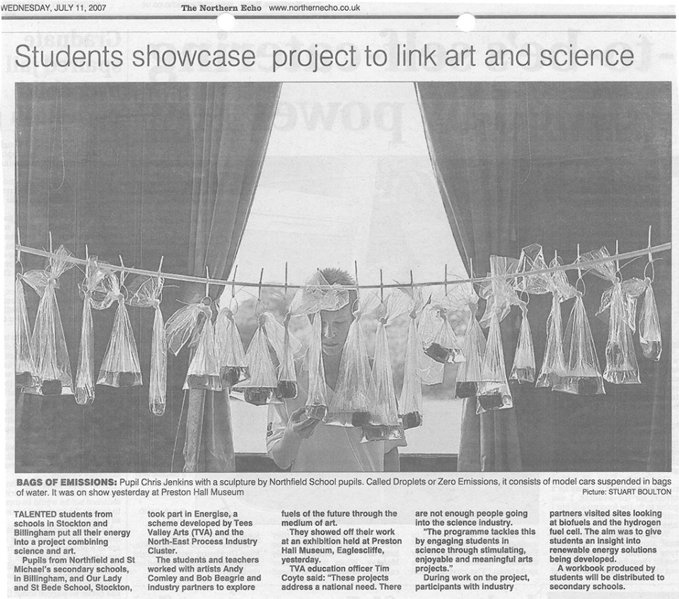 2007-07-11, the northern echo