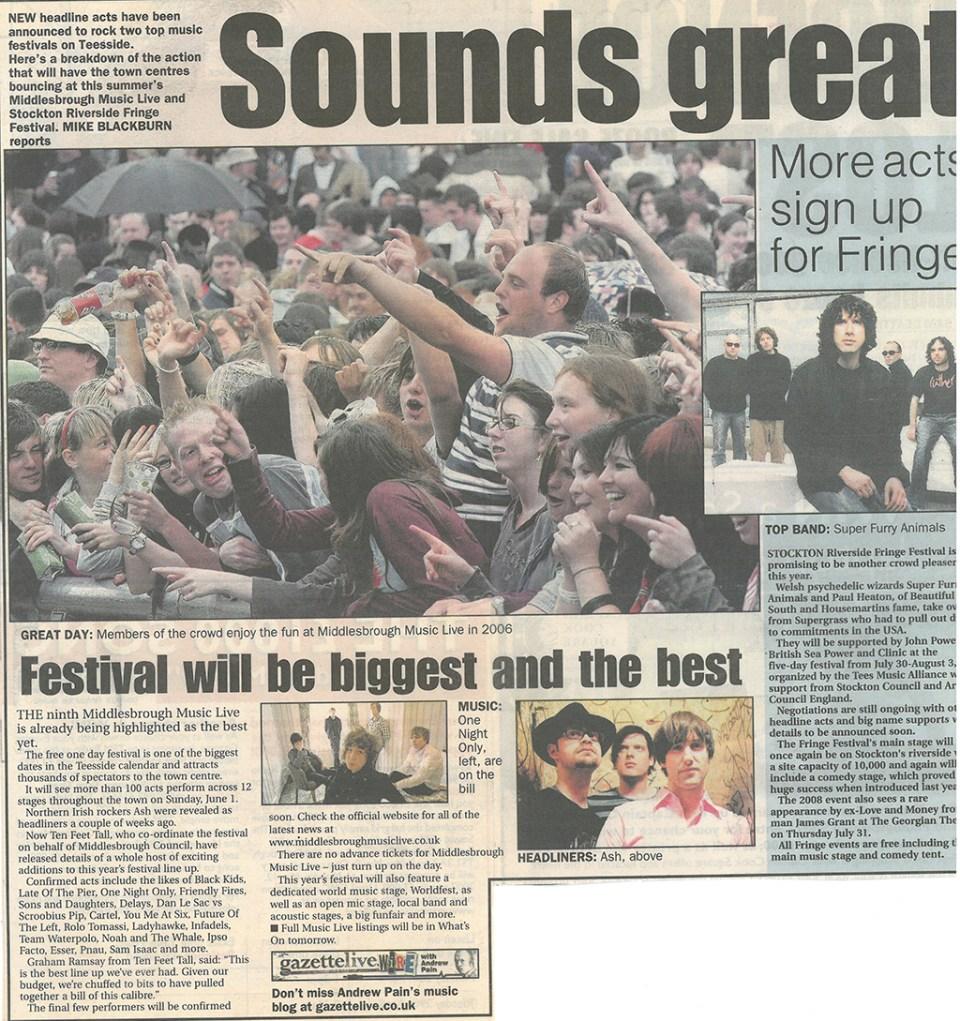 2008-05-01, Evening Gazette