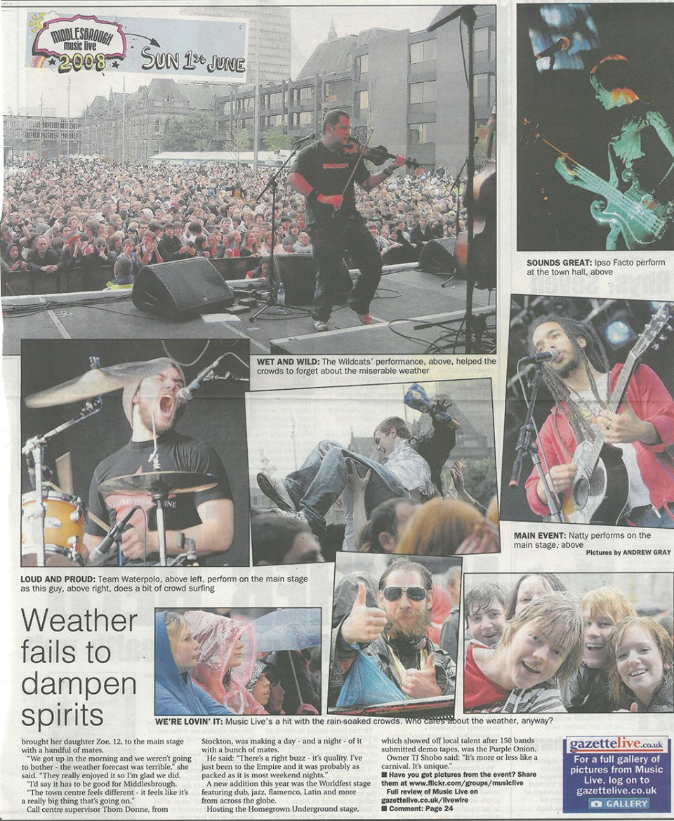 2008-06-02, Evening Gazette