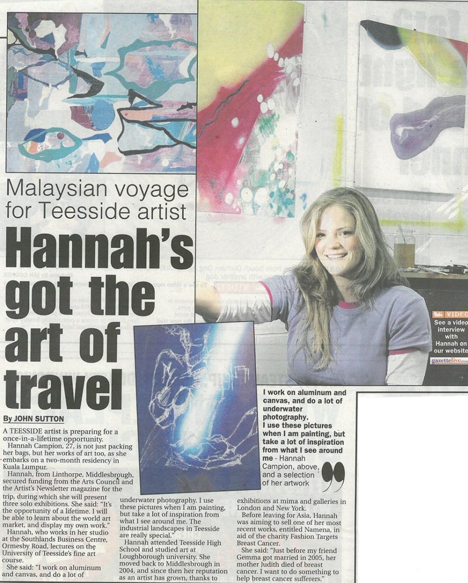 2008-06-24, Evening Gazette