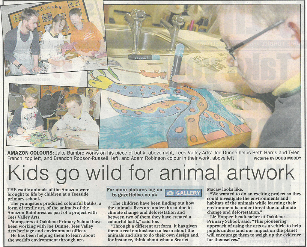2009-02-04, Evening Gazette