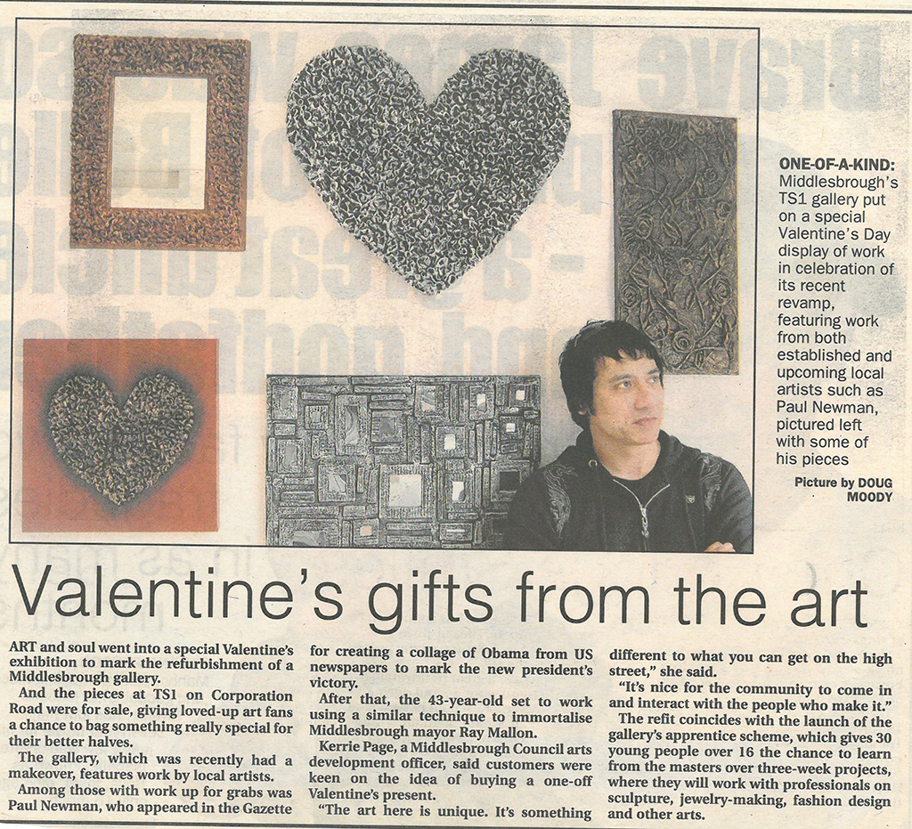 2009-02-16, Evening Gazette