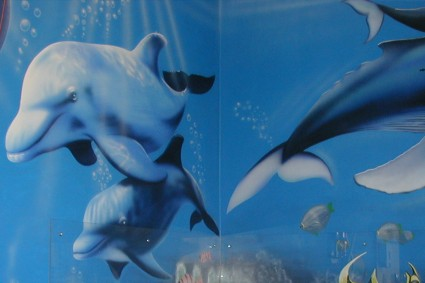 mural-dolphin--425x283
