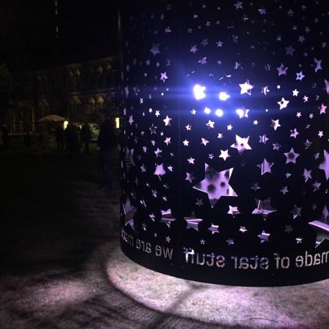 Rotating Star Sculpture; image: Peter Neal