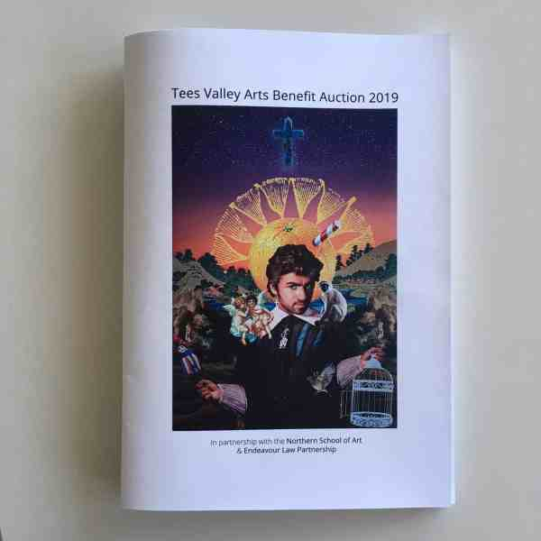 Tees Valley Arts Benefit Auction 2019 Catalogue