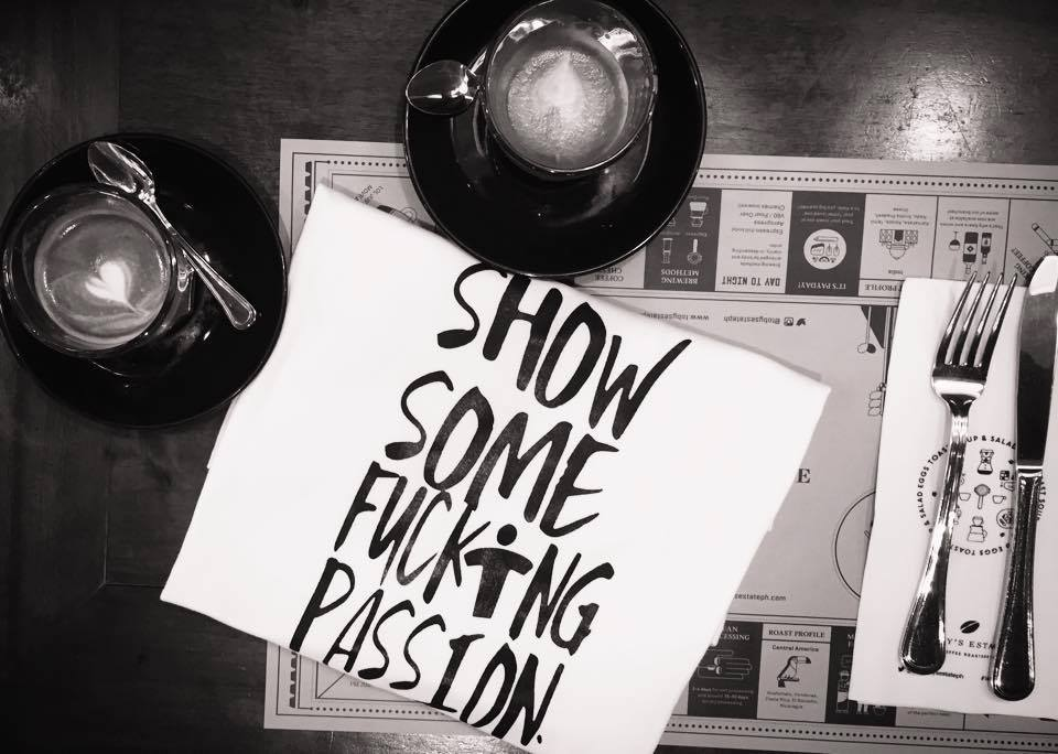 Show Some Passion