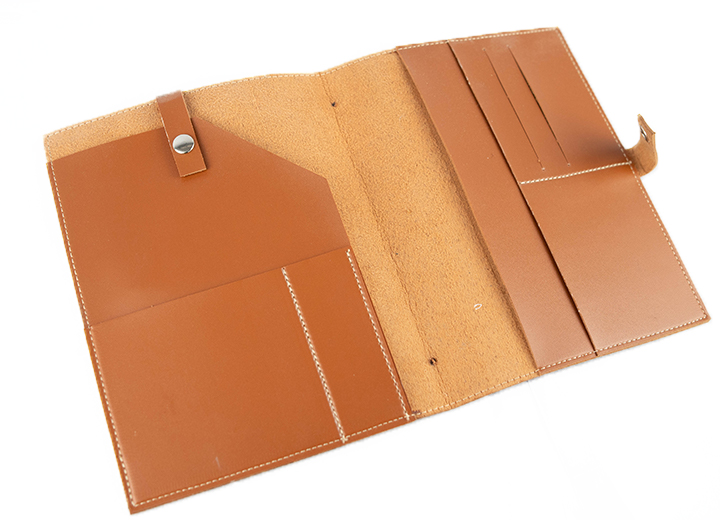 Leather Notebook Sleeve 2