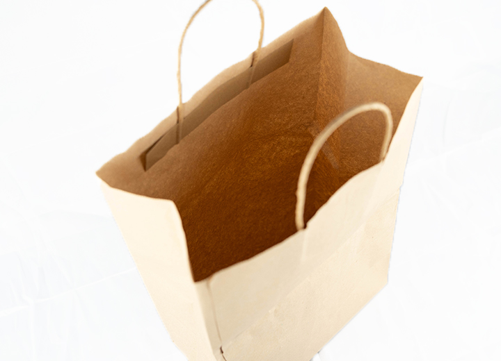 Paperbag With Holder 1