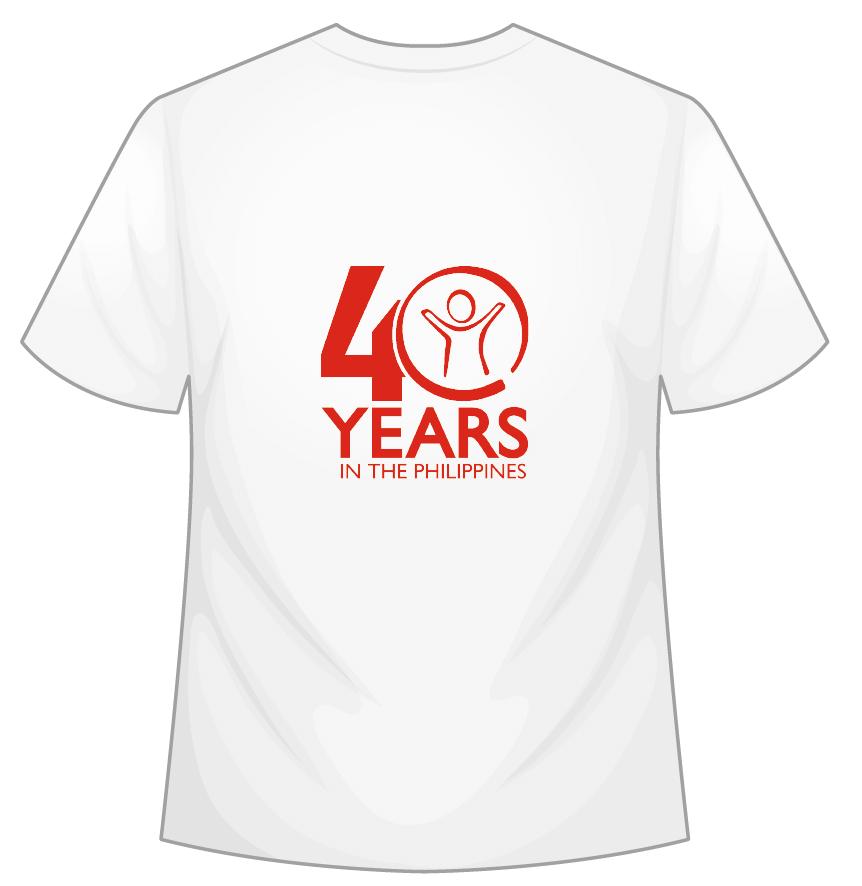 40 Years White Shirt Final Copy 1