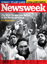 Newsweek Pakistan Dangerous Country