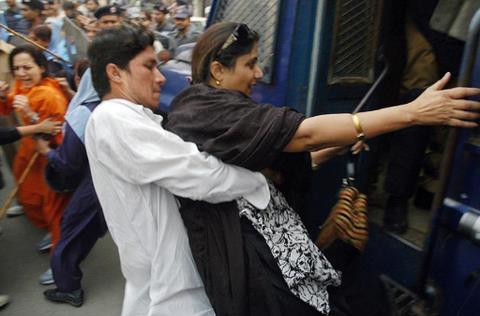 PTI Activist
