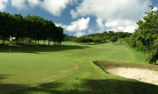 Cedar Valley Golf Club  Antigua     Tee Times The beautiful atmosphere of the course