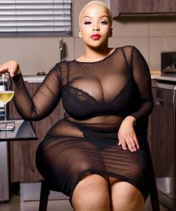 Plus Size Babydoll Dress Lingerie