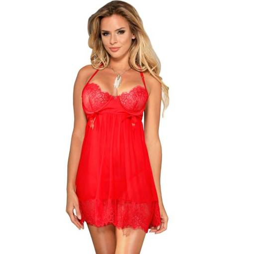 Plus Size Babydoll Nightgowns