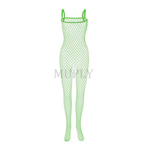 Fishnet Stocking Sexy Open Crotch
