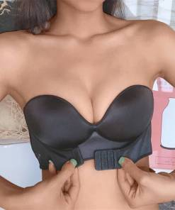 Strapless Bra Backless with Front Closure