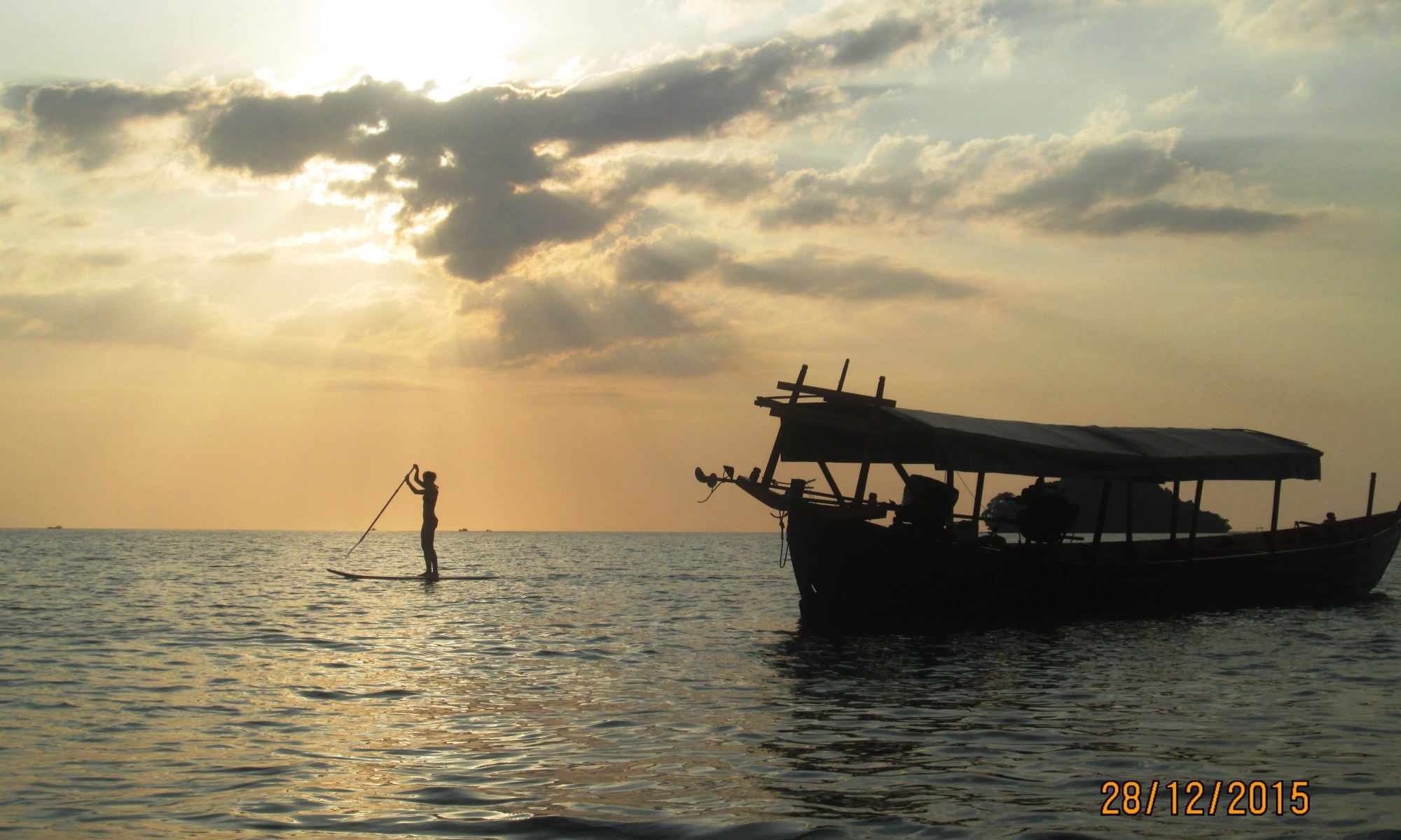 Enroll with TEFL International Cambodia and experience the sunsets in Koh Kong.