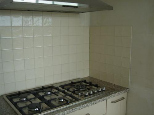 Keukentegels Tegelzetwerken