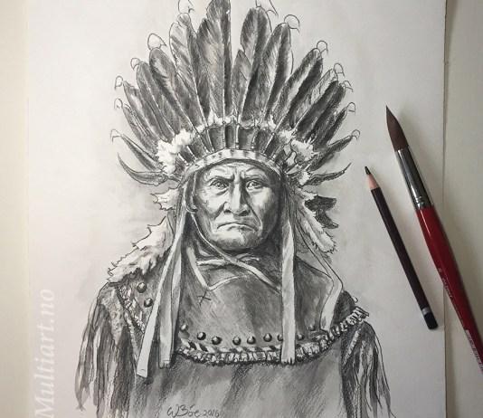 Geronimo, the Apache leader
