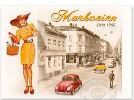 maleri Markveien