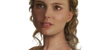 Natalie Portman portrait