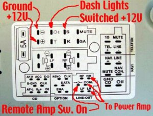 Audi Car Radio Stereo Audio Wiring Diagram Autoradio