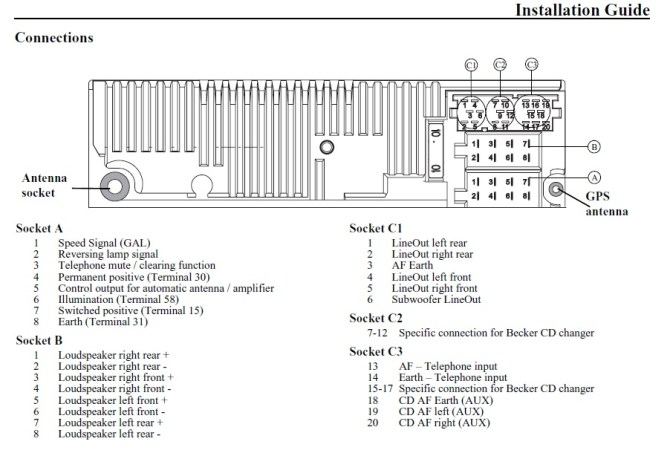 2002 focus blaplunk radio wiring diagram   wiring diagram