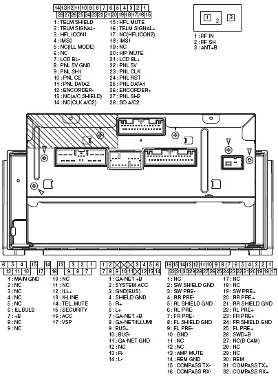 🏆 diagram in pictures database 1998 honda accord stereo