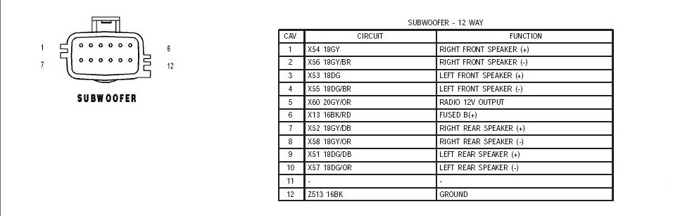 jeep wrangler tj wiring harness diagram 20032006 jeep wrangler car audio profile free how to properly  20032006 jeep wrangler car audio