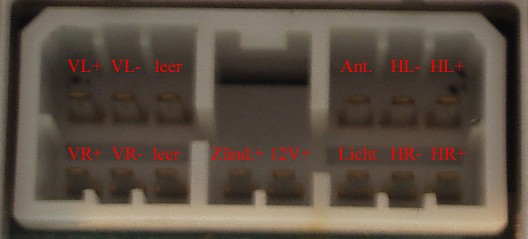 wiring harness for honda radio image 4