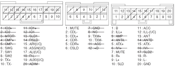 Lexus P1760 car stereo wiring diagram connector pinout?resize\\\\\\\=600%2C237 pioneer wire harness diagram avic f7010bt conventional fire pioneer avic f700bt wiring diagram at soozxer.org