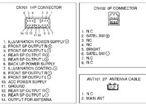 1997 subaru outback stereo wiring diagram: 1997 subaru legacy outback stereo  wiring diagram - efcaviation