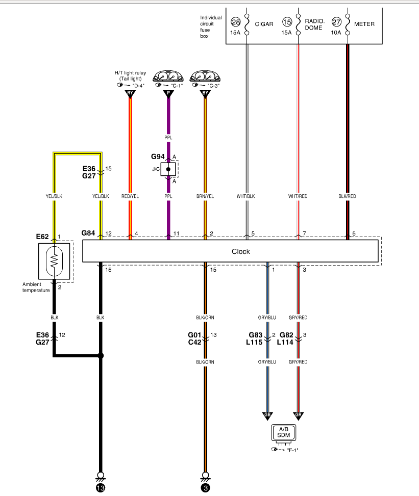 Car Audio Crossover Wiring