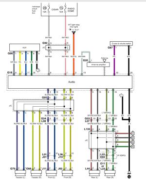 SUZUKI Car Radio Stereo Audio Wiring Diagram Autoradio connector wire installation schematic